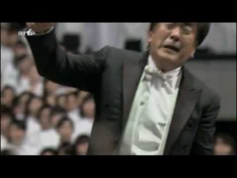 10000 singing Beethoven - Ode an die Freude / Ode to Joy / 歓喜に寄せて