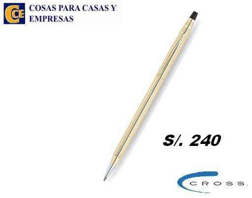 LAPICEROS CROSS ORIGINALES, GRABACIÓN GRATIS. REGALE UNA JOYA, REGALE UN CROSS ORIGINAL.  .. http://lima-city.evisos.com.pe/lapiceros-cross-originales-grabacion-gratis-id-570869