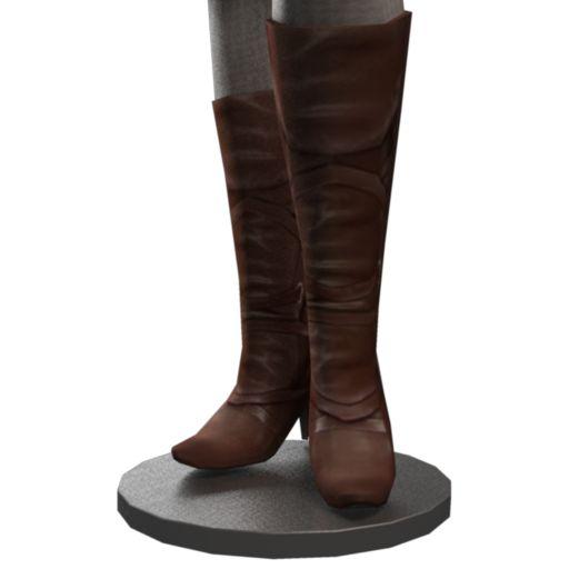 Cosmos Sorceror Boots