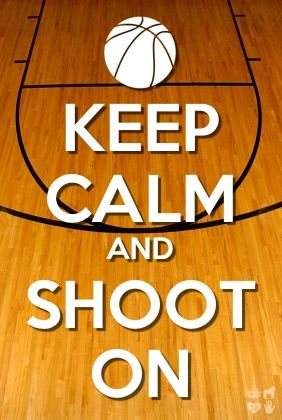 Basketball quote and back ground