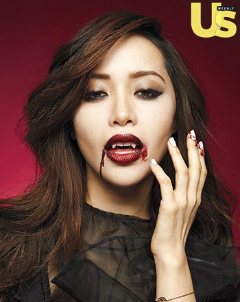 Michelle Phan's Us Halloween Takeover: Watch Her Vampire Makeup Video - Us Weekly