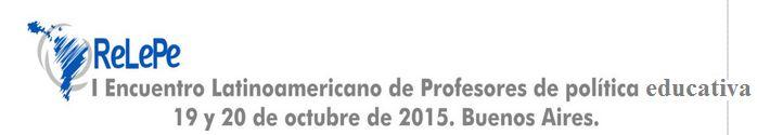Blog do Sérgio: I Encuentro Latinoamericano de profesores de Polít...