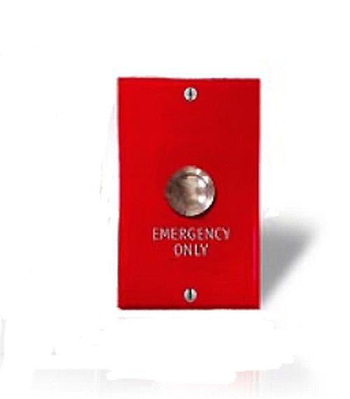 Red Emergency Call Switch