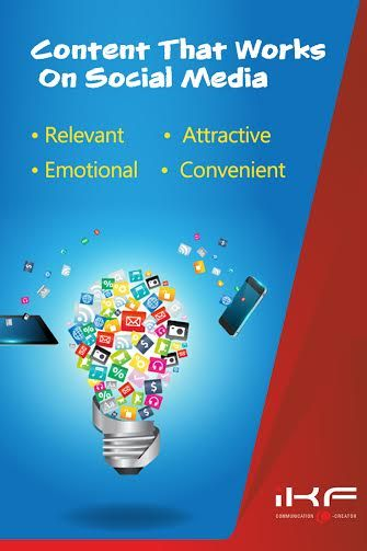 Now create your social media content according to these 4 points keeping in mind.#SocialMedia #DigitalMarketing