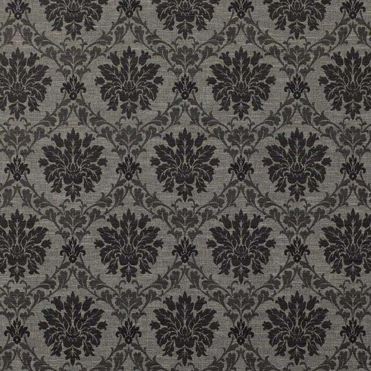 Warwick Fabrics : SOCRATES, Colour SHADOW