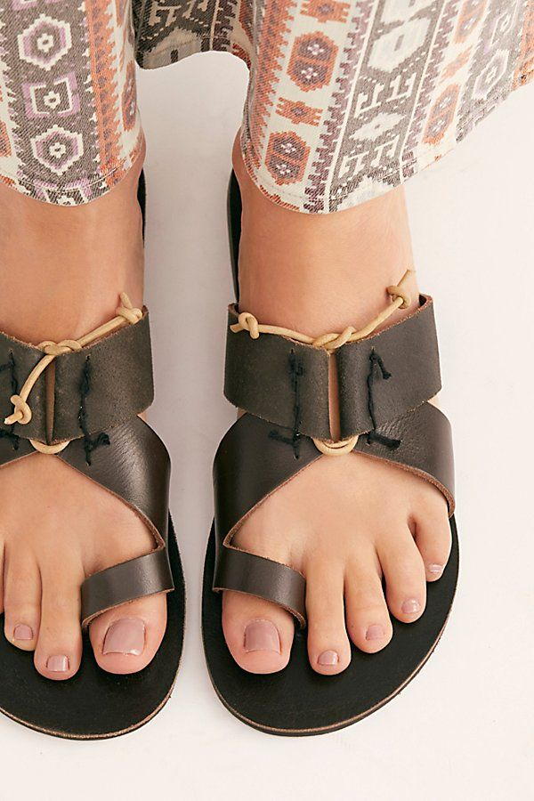 Sophie Slip On Sandals by FP Collection at Free People
