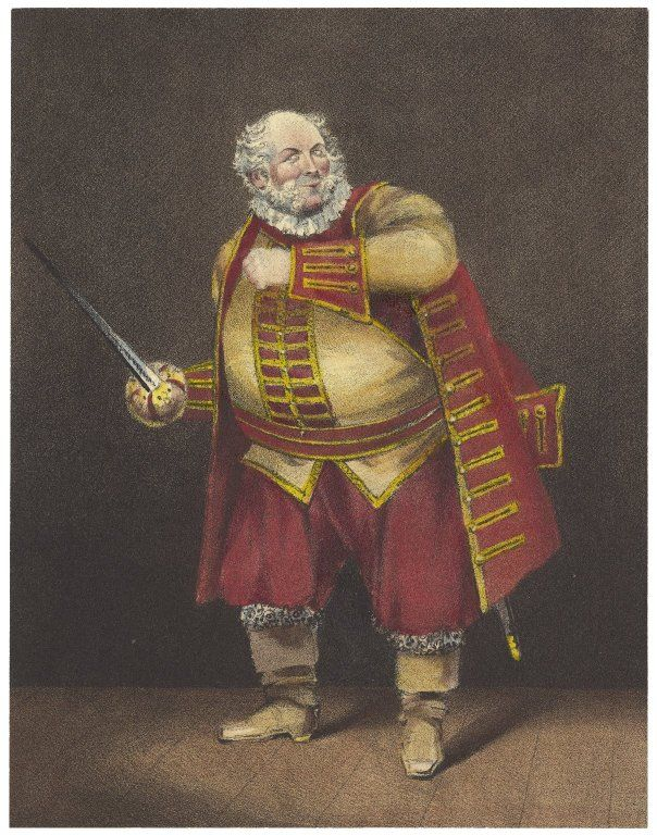 an analysis of falstaff in act ii Act 2 scene ii scene ii the highway, near gadshill enter prince henry and poins poins come, shelter, shelter: i have removed falstaff's horse, and he frets like a gummed velvet.