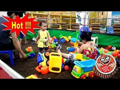 [Kids Funny Part 17] Children Play Toys ***  Clip Child Car Drive