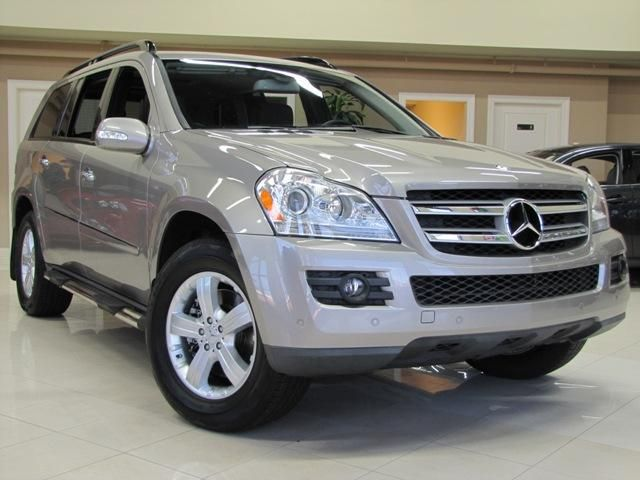 Loaded Mercedes GL450 with Premium Package and all options. Harman Kardon surround sound stereo, power sunroof, navigation, DVD rear entertainment, front and rear parking sensors, xenon HID headlights, power liftgate, running boards, 3 person memory seats, and much more. Financing available for all types of credit. Comfortable seating for 7 passengers. Excellent fit and finish **PREMIUM PACKAGE*NAVIGATION*HARMAN KARDON SOUNDS*RUNNING BOARDS*AMAZINGLY SMOOTH RIDE*NEW TIRES*