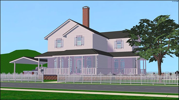 """Remi, I made over the """"Family Farmhouse"""" from the..."""
