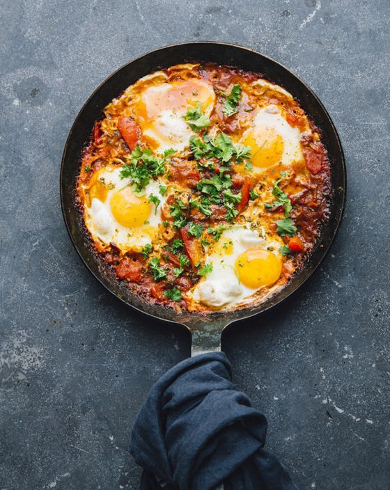 Shakshuka | 27 Easy Meals That Won't Break The Bank