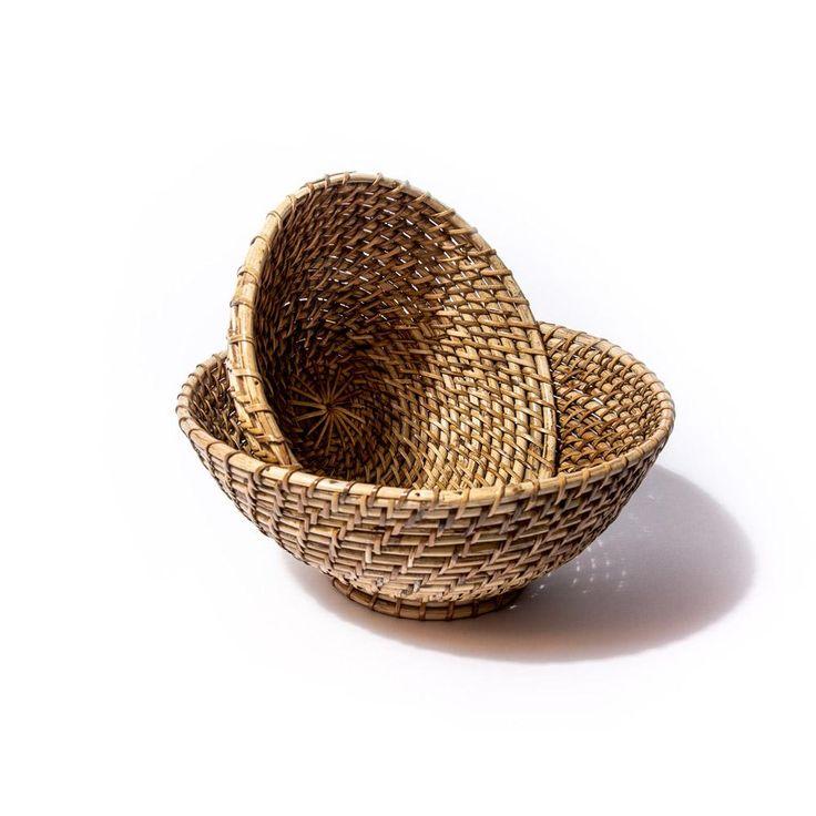 Small Spiral Basket