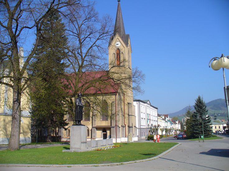 Dolný Kubín Evangelikal  church