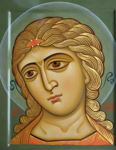 S. Gabriele Arcangelo:l'angelo dai capelli d'oro -