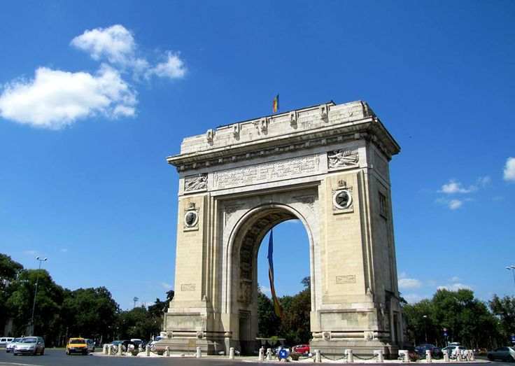 The actual Arch of Triumph, built in 1935 by Architect Petre Antonescu, is conceived in classical style following the model of the great Arch of Triumph in Paris. Stay at Radisson Blu and #DiscoverBucharest! http://www.radissonblu.com/hotel-bucharest/location