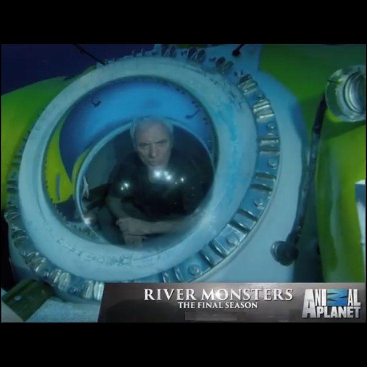 """Animal Planet grabó un episodio de """"River Monsters"""" en la Isla Roatán – CANETTV, Guatemala, Belice, Honduras, El Salvador, Nicaragua, Costa Rica, Panamá TV"""