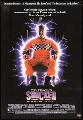 El señor de los bloguiños: Shocker, 100.000 voltios de terror (1989) de Wes C...