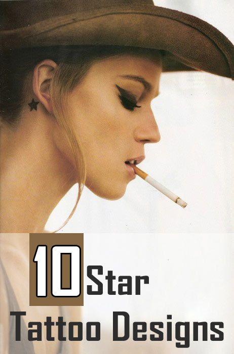Top 10 Best Star Tattoo Designs