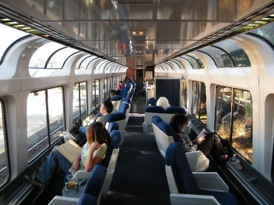 7. Ride a train a good portion across America. // California Zephyr: San Francisco - Chicago