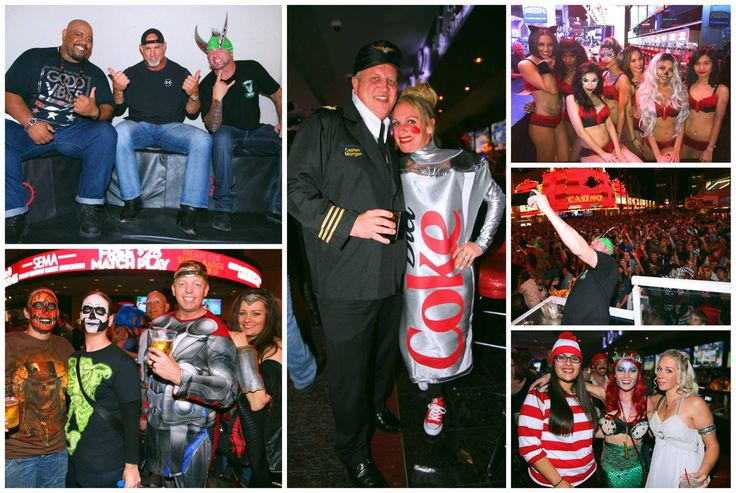 Once again, everyone here at #theD would like to give a HUGE thanks to all who came downtown to Halloween-town! From the clever costumes of our owner, Derek Stevens and his wife, Nicole, to the celebrity appearances by Bill Goldberg, Mike Henry of Counting Cars, and #BubbaGanter, to the wickedly stylish slushy girls at our D Bar, we had a BLAST! We hope to see all your spooky faces next year (in the nicest way possible)! #Vegas #OnlyAtTheD