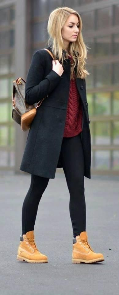 Outfits de invierno super fashion