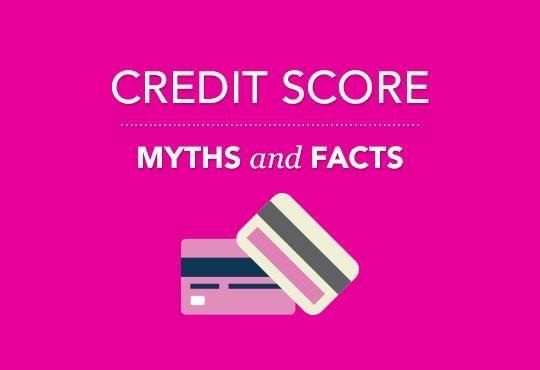 credit card affect score