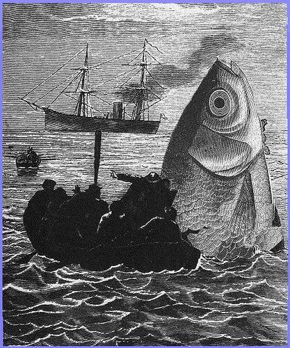 Znalezione obrazy dla zapytania Max Ernst graphics