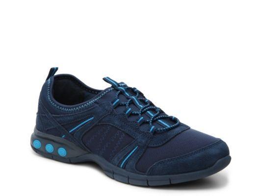 Women's Therafit Dawn Slip-On Sneaker - Navy