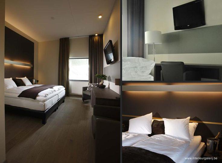 Meer dan 1000 idee n over moderne slaapkamers op pinterest slaapkamers modern en - Wallpaper voor hoofdeinde ...
