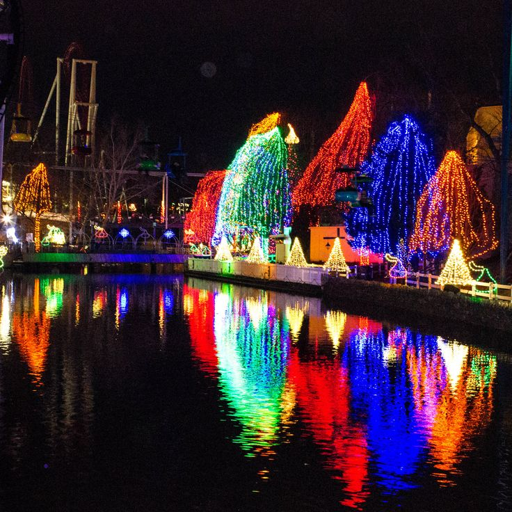 everything about hersheypark christmas candylane is bigger better brighter this year