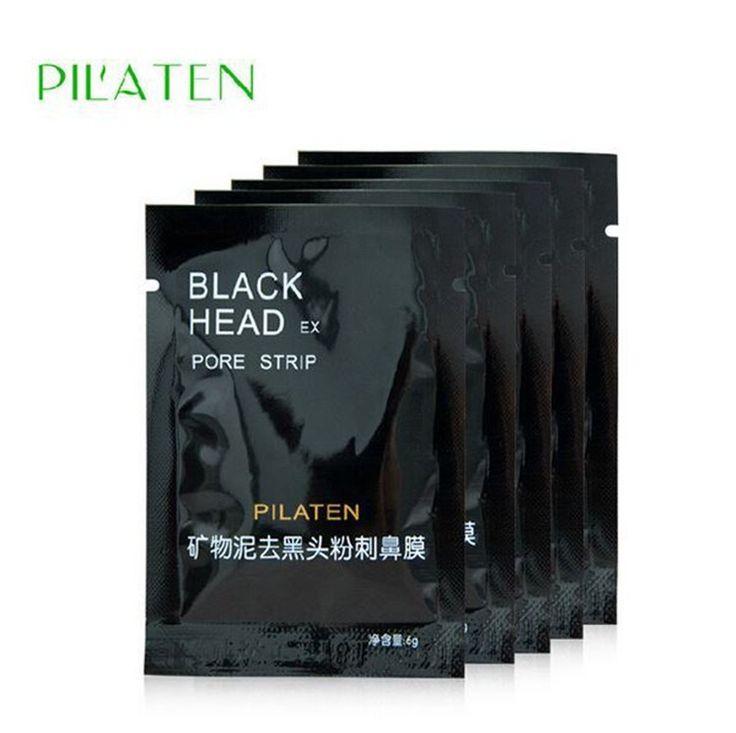 Deep Nose Cleansing Black Head Pore Strip Masks & Peels