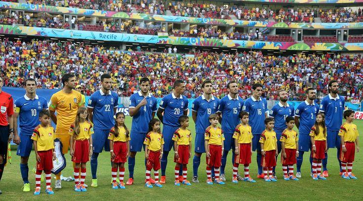 RedTheos24: Highlights:    Κόστα Ρίκα – Ελλάδα (1-1) (πεν. 5-3...