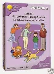 Books should be free for everyone: Reading Tree: Stage 1: First Phonics Talking Stori...