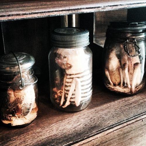 瓶の中に込められた物語