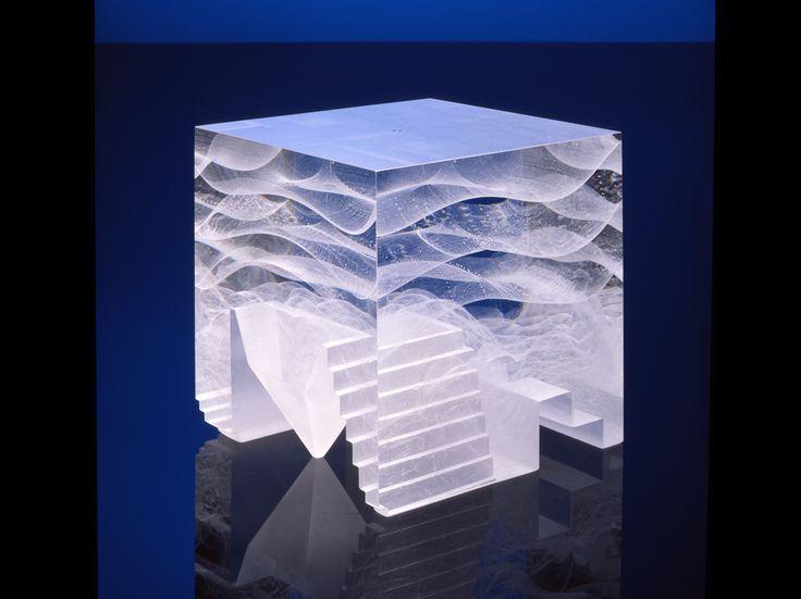 Steven Weinberg Glass Art Portfolio: Cubes