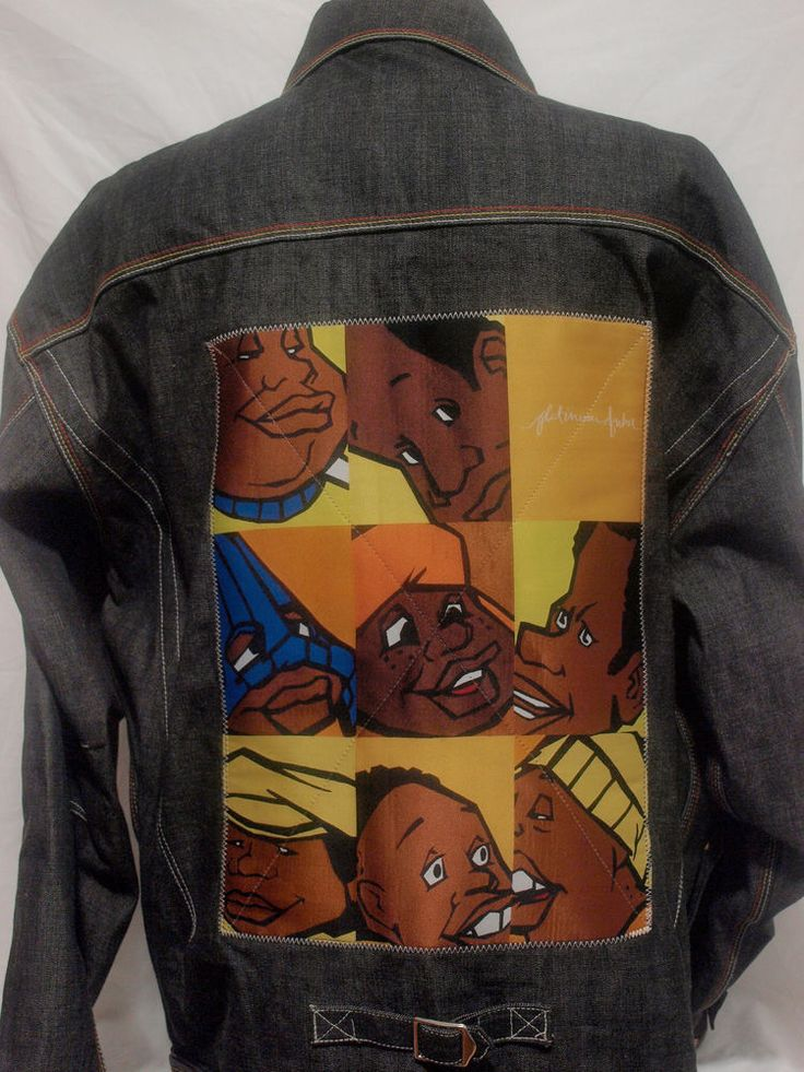 Details About Platinum Fubu Fat Albert And The Cosby Kids