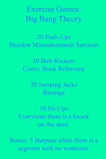 BBT Exercise Game