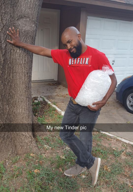 """""""Netflix and Chill"""" costume idea! Too brilliant not to share. #halloween #costume #cosplay"""