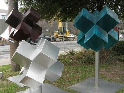 Cube shapesFebruary 2009, Texas Daily, Cubes Shape, Daily Photos