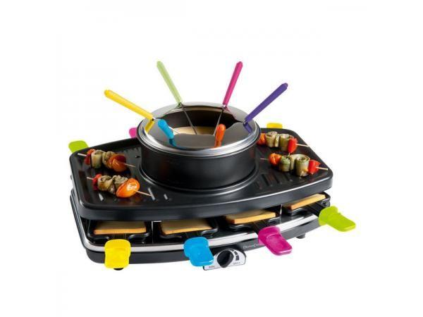 1000 id es sur le th me appareil raclette sur pinterest for Appareil cuisine conviviale
