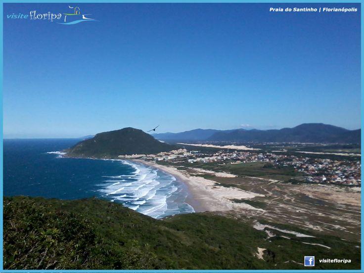Praia do Santinnho - Florianópolis