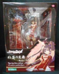 コトブキヤ 紅蓮の炎舞 サクヤ -Mode:クリムゾン-