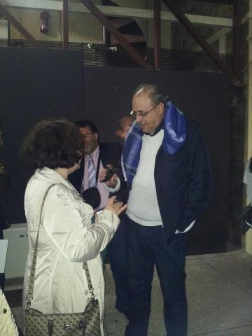 """Sara Landi, giornalista del TIRRENO e Maremmans DOC intervista il """"Prof"""" Robi, mi sa che ritorniamo sui giornali......"""