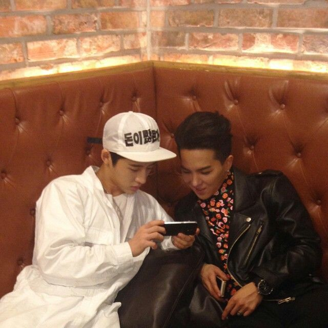 mino and hanbin