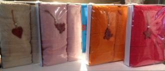 Darčekový set froté bavlna osuška + uterák