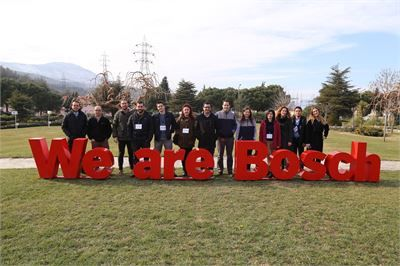 Bosch Talent Camp Kaşifleri