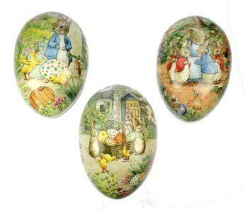 Huevo caja Beatrix Potter