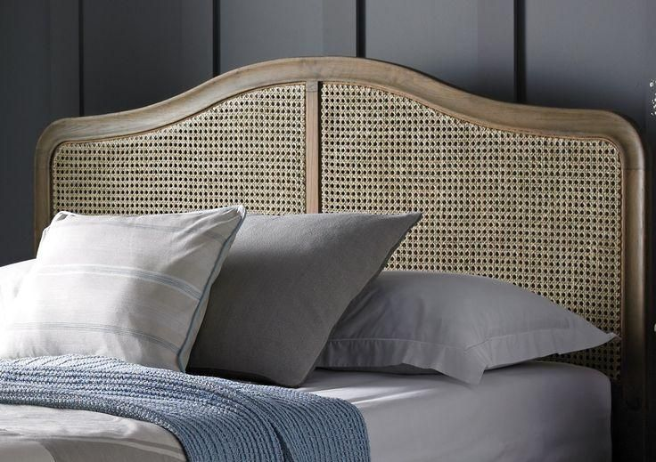 Rattan Headboard Super King Rattan Bed Frame Rattan Bed Bed