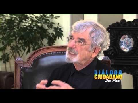 Diálogo Ciudadano Sin Pauta con Humberto Maturana