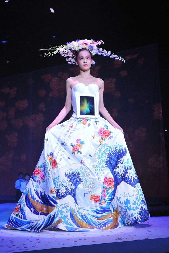 Kansai Yamamoto Returns to Fashion
